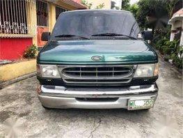 2000 ford E150 chateu wagon 61k mileage only rare condition