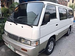 Nissan Urvan Escapade 2003 2002 2001 2004 hi ace