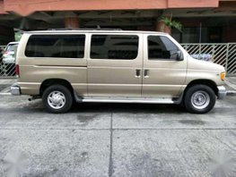 For Sale 1999 model Ford E350 good as new