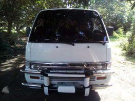 Very Good Condition 2004 Nissan Urvan Escapade MT For Sale