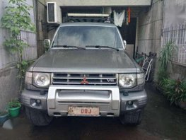 1998 Mitsubishi Montero US VER AT Gray For Sale