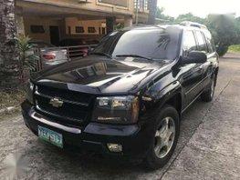 Chevrolet Trailblazer 2006 AT Black For Sale