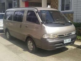 Kia Pregio GS AT 2002 Beige Van For Sale