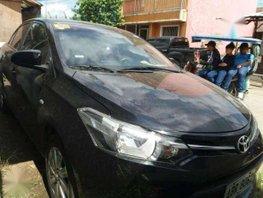 2016 Toyota Vios 1.3L MT Black Sedan For Sale