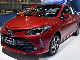 All new Toyota Vios 2018 to arrive in India next year