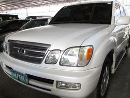 2003 Lexus LX 470 for sale