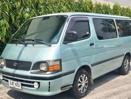 1999 Toyota Hiace Commuter for sale