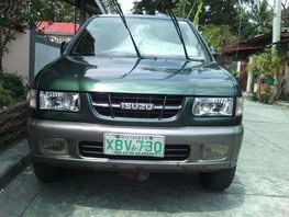 Isuzu Crosswind 2001 Year FOR SALE