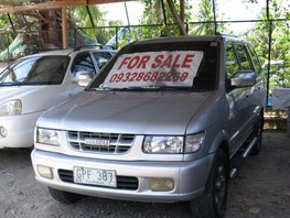 Isuzu Crosswind 2001 Year 150K FOR SALE