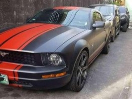 Ford Mustang 2005 Automatic Gray Coupe For Sale