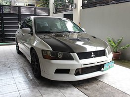 2007 Mitsubishi Evolution 7 AWD for sale