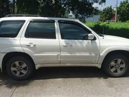 Mazda Tribute 2007 A/T white for sale