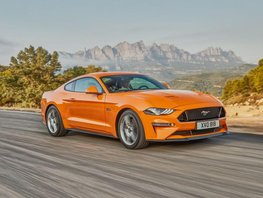 Ford Mustang 2018 Review: Greatly improved performance