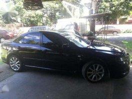 2007 Mazda 6 2.3L BLACK FOR SALE