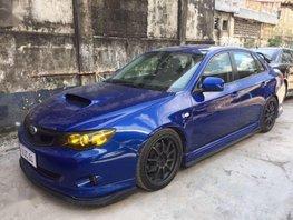 Subaru Impreza WRX 2010 blue for sale