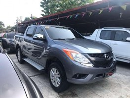 2016 Mazda BT50 4x2 Manual for sale