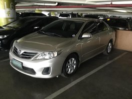 Toyota Corolla 2012 P410,000 for sale
