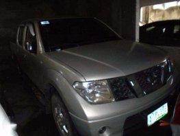 2010 Nissan Frontier Navara LE 4x2 2.5L MT DSL for sale