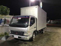 Mitsubishi Canter 14ft 4M51 MT Silver For Sale