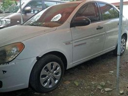 Hyundai Accent CRDi 2006 MT White For Sale
