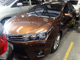 2014 Toyota Corolla Inline Automatic for sale at best price