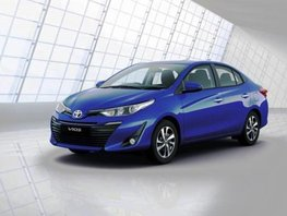 Toyota Vios 2018 officially debuts in Singapore