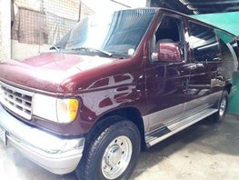 1995 Ford E350 73 US Version AT Red For Sale