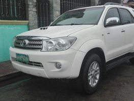 Toyota Fortuner G 2011 for sale