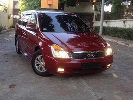 2011 Kia Grand Carnival Long Wheel Base LIMITED CRDI for sale