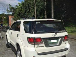 2007 Toyota Fortuner G Automatic DIESEL for sale