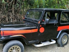 Well-maintained Toyota Wrangler 1996 for sale