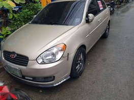 Hyundai Accent crdi diesel 2006 for sale