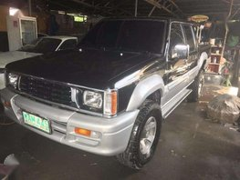 FOR SALE 98 Mitsubishi Strada Diesel Manual Transmission 4WD All Power