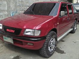 2000 Isuzu Fuego for sale