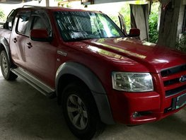 Ford Trekker 2010 Diesel Automatic Red for sale