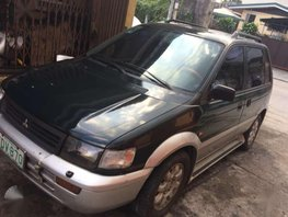 Mitsubishi Rvr matic diesel 2002 model FOR SALE