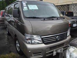 Good as new Nissan Urvan Estate 2012 for sale