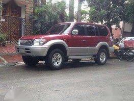 Toyota Land Cruiser Prado - Diesel Manual 99 FOR SALE