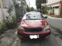 2001 Toyota Altis for sale
