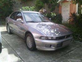 Mitsubishi Galant Shark 2000 AT Silver For Sale