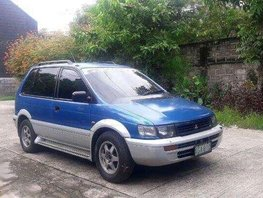 Mitsubishi RVR Sports 2002 AT Blue For Sale