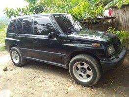 Suzuki Escudo 2001 Automatic Black SUV For Sale