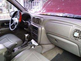 Chevrolet Trailblazer 2005 AT Red SUV For Sale