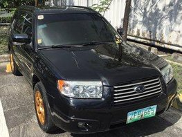 Well-maintained Subaru Forester 2006 for sale