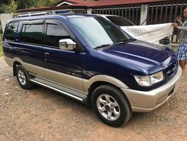 Well-maintained Isuzu Crosswind 2001 for sale