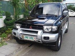 2002 Mitsubishi Pajero Field Master for sale
