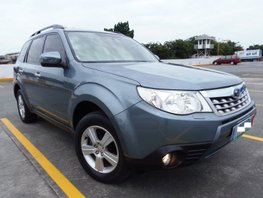 Well-kept Subaru Forester 2012 for sale