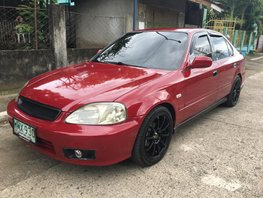 Well-kept Honda civic vti A/T 2000 for sale