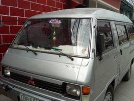 1990 Mitsubishi L300 Van Silver For sale