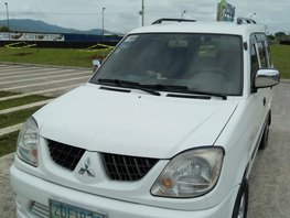 Well-maintained Mitsubishi Adventure 2006 for sale